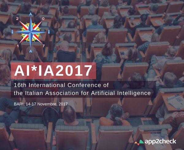 16th International conference of IA*AI2017