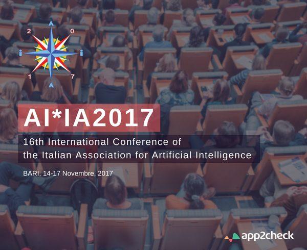 16th International conference of IA*AI2017